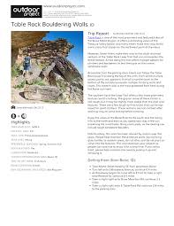 driving directions to table rock boise table rock bouldering walls outdoor project