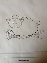 antidotes for mom the lamb of god craft for kids