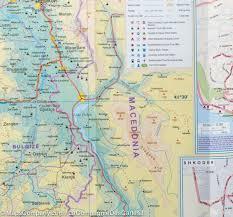 Map Of Albania Map Of Albania Itm U2013 Mapscompany