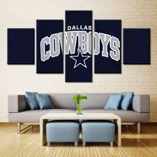Dallas Cowboys Home Decor Online Get Cheap Dallas Cowboys Wall Aliexpress Com Alibaba Group
