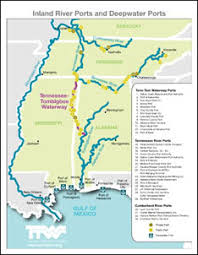 tombigbee waterway map tennessee tombigbee waterway maps mississippi kentucky