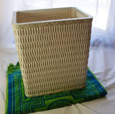 Small Bathroom Trash Can Popular Bathroom Wastebasket Wicker U2014 The Homy Design