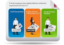 verifying new u0026 existing employees on form i 9 uscis