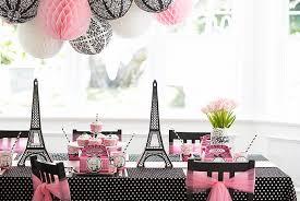 Paris Themed Party Supplies Decorations - paris damask celebration damasks backdrops and birthdays