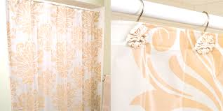 Yellow Damask Shower Curtain Home Dynamix Damask Shower Curtains