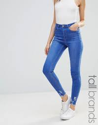 Destroyed High Waisted Jeans 14 Best Jeans Pants For Tall Girls Images On Pinterest Tall