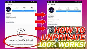 buat akun instagram via operamini cara membuka private instagram 2018 100 work youtube