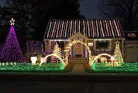 Christmas Light Decorations Best Holiday Light Displays In New Jersey Mommy Poppins Things
