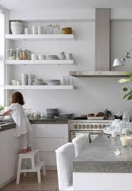 kitchen shelves ideas ikea kitchen shelves 05 designs open shelving neriumgb