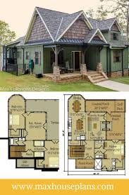 Floor Plans For Small Cabins by 34 Best Cottage House Plans Images On Pinterest Cottage House