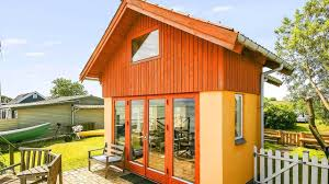cool tiny house ideas amazing tiny beachfront cottage in denmark amazing small house