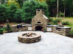 Pizza Oven Fireplace Combo by Outdoor Fireplace Thinking A Pizza Oven Instead Of The Bbq Or A