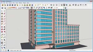 sketchup building design tutorial youtube
