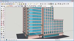 sketchup building design tutorial youtube