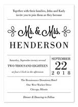wedding reception program sle invitation wording sles by invitationconsultants