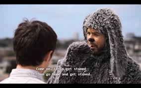 Wilfred Meme - i feel like wilfred is a slightly underrated show to watch while