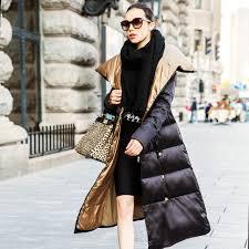 aliexpress com buy womens long puffer jacket 2016 winter women