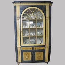 1920 S China Cabinet by Cupboards Desks Greg K Kramer And Co