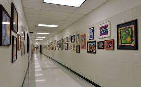 Hallway Pictures by There U0027s A Dragon In My Art Room Jazz Up A Hallway With A