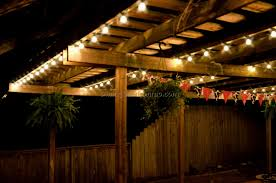 Industrial String Lights by Outdoor String Lighting 6 Best Dining Room Furniture Sets Tables