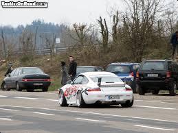 porsche 996 rsr german hotrods