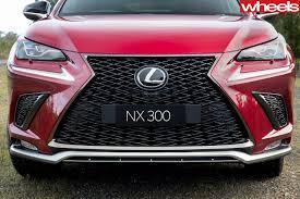 lexus ct200 2018 2018 lexus nx300 luxury awd review wheels