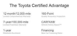 toyota car financing rates what does toyota certified pre owned