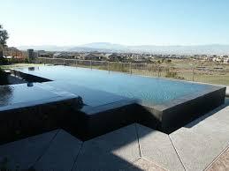 infinity swimming pool designs incredible cozy ideas pools 3