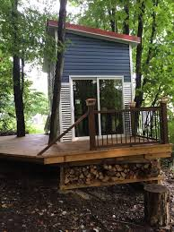 Tiny House Deck by Cranberry Tiny House U2013 Tiny House Swoon