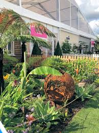 a horticultural happy place at the rhs hampton court flower show