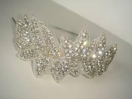 rhinestone headbands items similar to bridal headpiece rhinestone headband