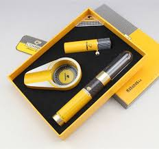 cigar gift set cohiba cigar lighter ashtray gift set hb t303b
