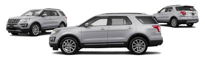 ford explorer 2017 2017 ford explorer limited 4dr suv research groovecar