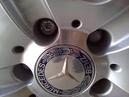 mercedes wheel nuts wheel nut locks for 2012 mbworld org forums