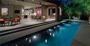 outdoor lap pool long pools a long lap pool design that brings the outdoors in and