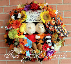 Springtime Wreaths Irish U0027s Wreaths Where The Difference Is In The Details Snoopy