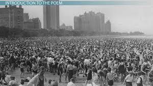 e e cummings u0027 free verse poetry analysis video u0026 lesson