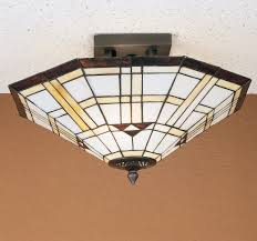 flush mount craftsman lighting tips to consider when choosing craftsman ceiling lights warisan