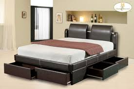 Platform Bed With Storage Plans Free by Bed Designs With Storage Stunning Excellent Photos Of Fresh On