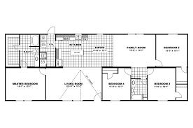 4 Bedroom Double Wide Mobile Home Floor Plans by Oakwood Homes Colorado Springs Floor Plans Floor Decoration