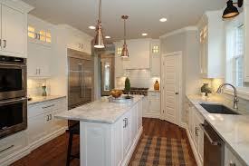 marble island kitchen 50 gorgeous kitchen designs with islands designing idea