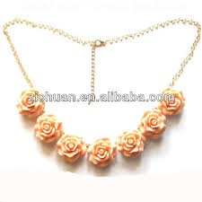 rose flower necklace images Sandi pointe virtual library of collections jpg