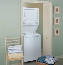 ge unitized spacemaker 2 0 doe cu ft washer and 4 4 cu ft