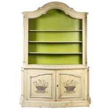 Green Bookcase Italian Bookcases 357 For Sale At 1stdibs