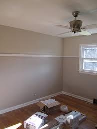 How To Paint Two Tone Walls Retro Ranch Reno New Developments