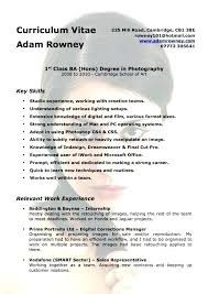 photographer resume template this is resume for photographer resume for photographer black