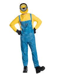 minions costume mel minion costume for comic fans horror shop