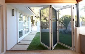 Bi Folding Patio Doors Prices Folding Patio Doors With Screens Dayri Me