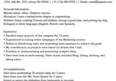 Things To Put In Your Resume Amazing Things To Put In A Resume Cosy Resume Cv Cover Letter