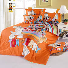 Queen Girls Bedding by Orange Tom And Jerry Twin Full Queen Bedding Boys And Girls